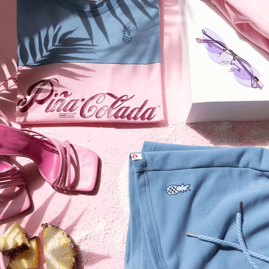 Kolekcja Pina Colada marki PLNY LALA