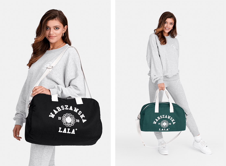 Warszawska LALA Weekend Bag