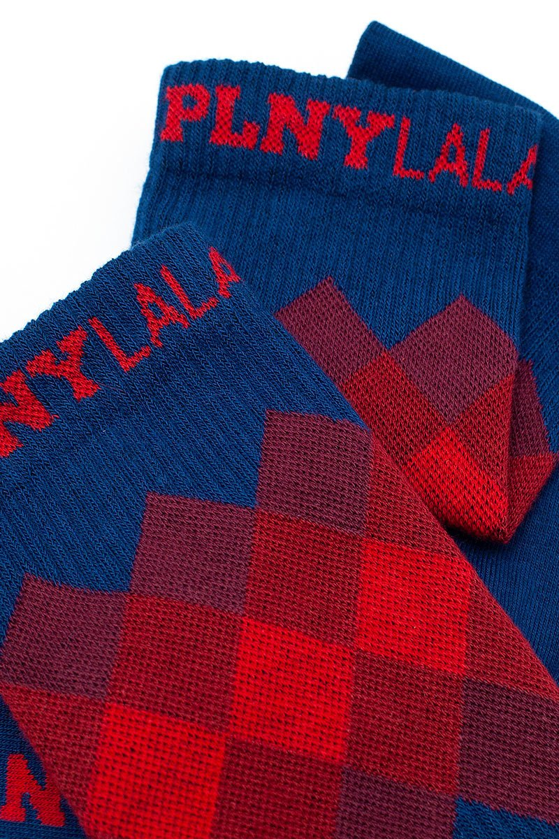 Checkers Classic Navy Socks