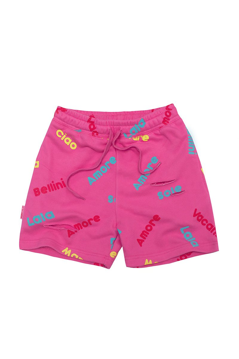 Ciao LALA Beach Very Pink Shorts