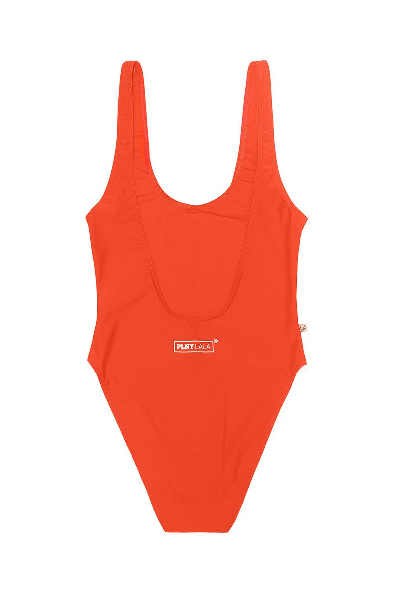 Ciao Pamela Orange Swimsuit