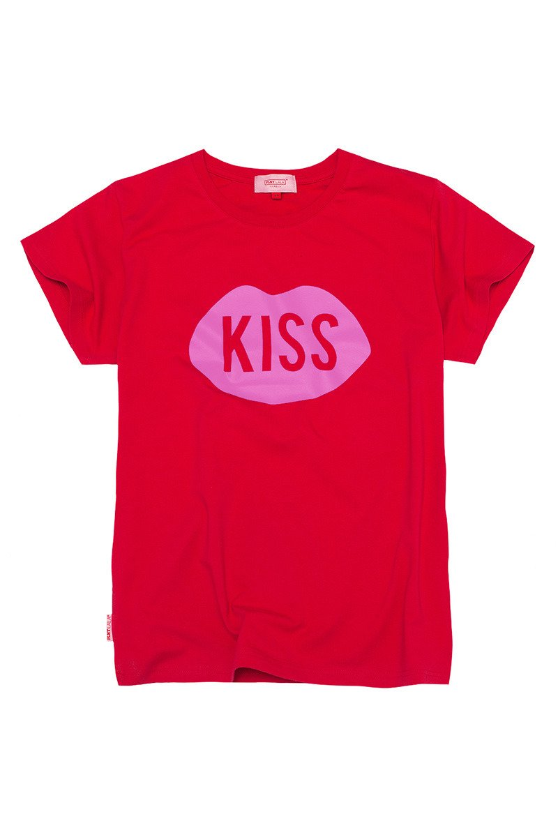 KISS Classic Chilli Red Tee