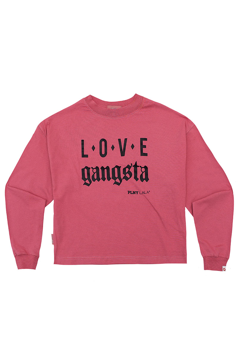 Love Gangsta California Cherry Longsleeve