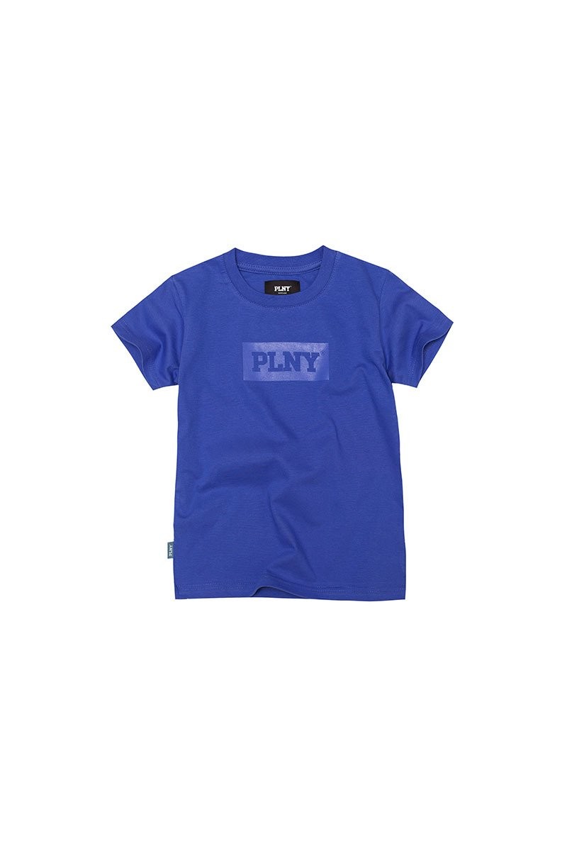 PLNY KIDS Excalibur Amparo Blue T-shirt