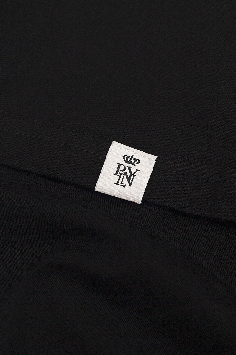 PLNY Young Windsor Jet Black Tee
