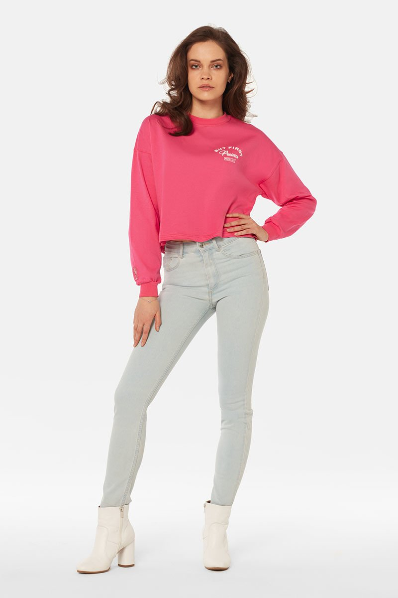 Prosecco California Very Pink Longlsleeve