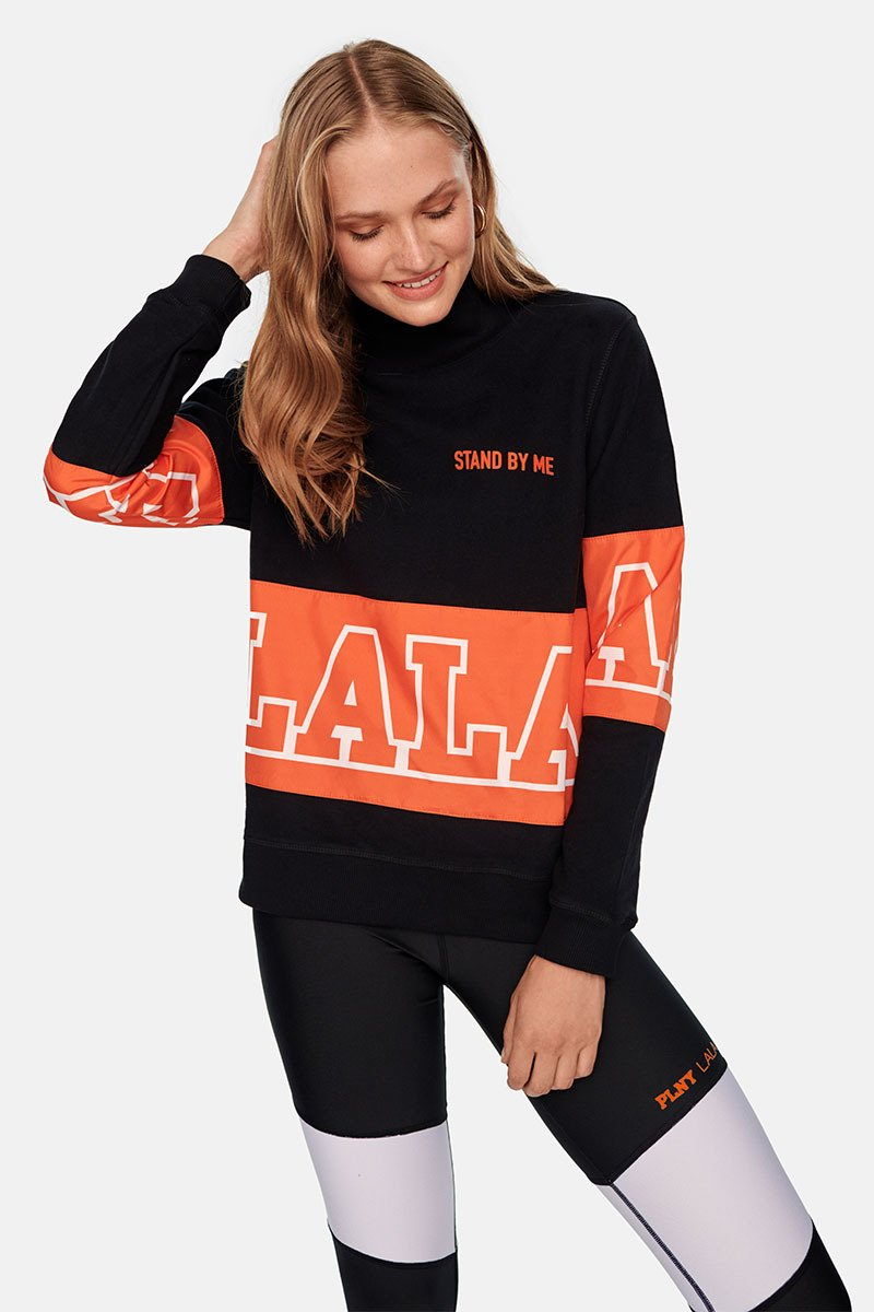 Stand By Me Cabin Black Sweatshirt